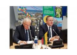 Audringas Tarybos posėdis: raginta kviesti policiją, meras Šarūnas Vaitkus susilaukė antausio nuo bendražygio Mindaugo Skritulsko