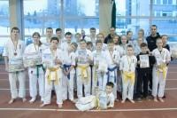 """Shodaniečių pergalės Vilniaus karatė kyokushin """"VICHY"""" čempionate"""