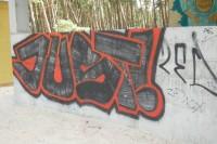 Policijai apie įžūlų grafiti chuliganą ZED niekas iki šiol nepranešė