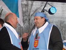 Į Stintų ordino riterius inauguruojamas ministras R. Palaitis