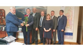 """Asociacijai """"Klaipėdos regionas"""" vadovaus Palangos meras Šarūnas Vaitkus"""