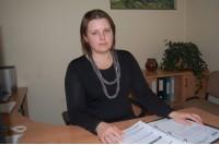 Aušra Kedienė- naujoji Savivaldybės Biudžeto skyriaus vedėja