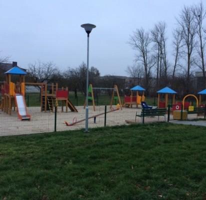 Parengti dar du sklypai vaikų žaidimų aikštelėms mieste