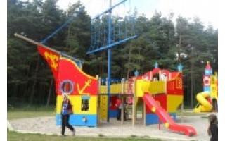 Vaikų žaidimų parko lankytojai pasigenda daugiau atrakcionų ir informacijos