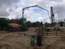 Baseino statybos