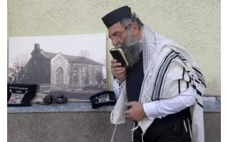 Viešnage kurorte nenusivylęs žydas pagerbė ir tėvynainius