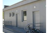 Apie tris milijonus litų kainavusioje Gelbėjimo stotyje įrengtus dušus ir tualetus prisiminta tik dabar