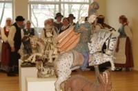 Liaudies menininkų pamatyta legenda apie Šv. Jurgį