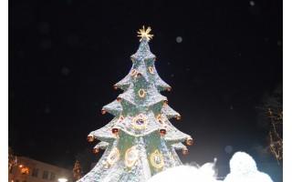 Palanga pasitinka spindinčias Kalėdas – rytoj įžiebiama kurorto eglė