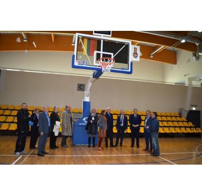 Europos lengvosios atletikos asociacijos atstovus sudomino Palangos sporto infrastruktūra