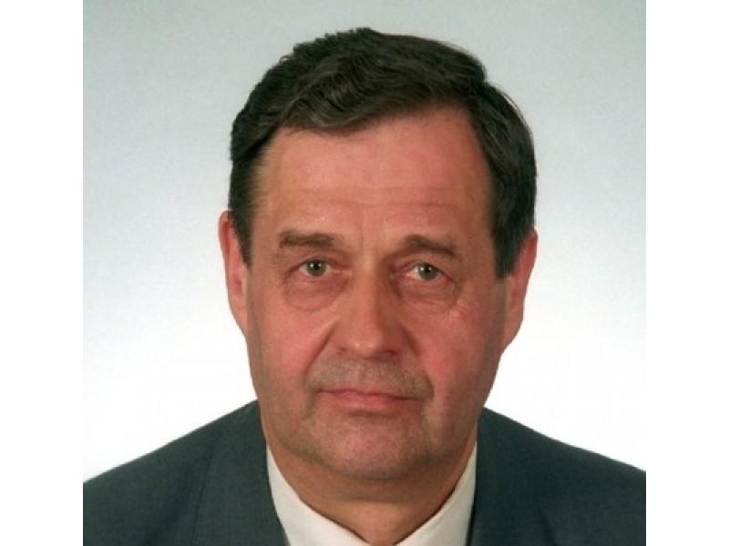Mirė buvęs Palangos meras, Kovo 11-osios Akto signataras Algimantas Vincas Ulba