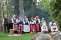 Palangos Birutės parke skambės gražiausios žemaičių dainos