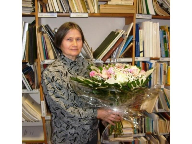 Net keturis dešimtmečius Palangos miesto savivaldybės viešojoje bibliotekoje dirba Bronislava Spevakovienė.