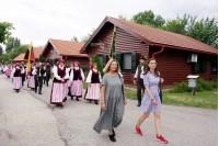 """""""Bočiai"""" dalyvavo Vengrijoje vykusiame tarptautiniame folkloro festivalyje """"Keliaujantis"""""""