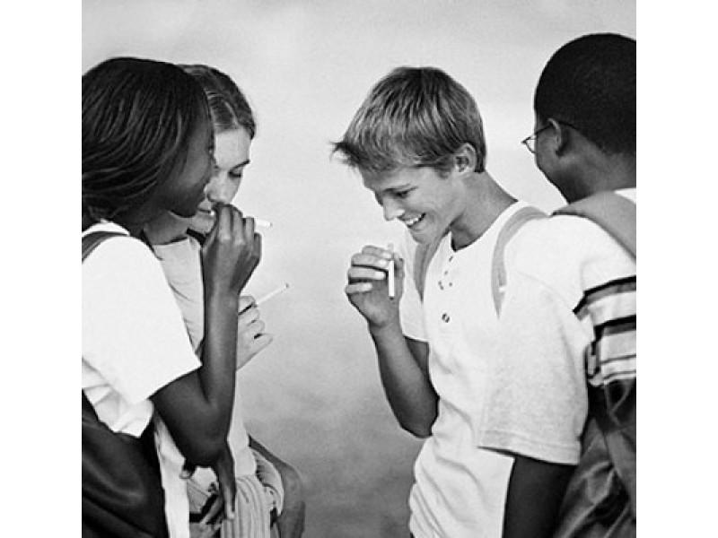 Narkotikų vartojimo problema paliečia ir jaunimą.