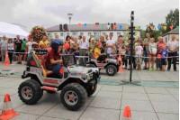 Jaunieji palangiškiai varžysis dėl geriausio vaikiško elektromobilio vairuotojo titulo