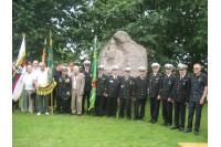 Palangos šauliai Plateliuose pagerbė Lietuvos laisvės armiją