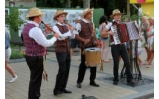 Gatvės muzikantai – diagnozė ar... sielos būklė?