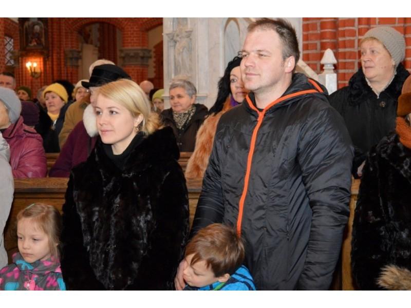 Šeimos metai Palangos parapijoje