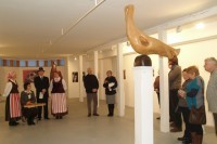 A.Mončio muziejuje – muzikalių Stefano Viežbickio skulptūrų paroda