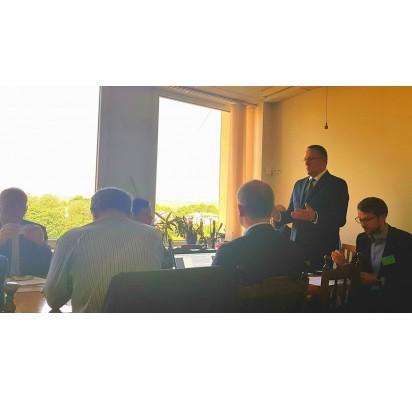 Seimo Aplinkos apsaugos komitetui pristatytas Šventosios uosto atstatymo projektas