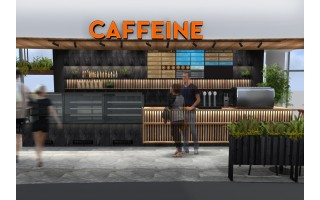 """""""Caffeine"""" žengia į Lietuvos oro uostus: duris atvers Palangos ir Vilniaus oro vartuose"""