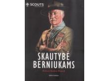 R. Baden-Powell knygos viršelis. 2010 m.