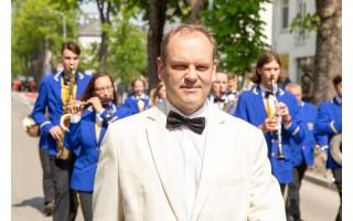 Palanga rengiasi  Europos varinių pučiamųjų orkestrų čempionatui