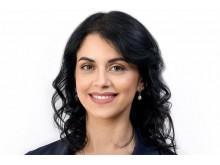 Tarybos narė Svetlana Grigorian
