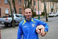 """Augantį mažųjų Palangos futbolininkų būrį ugdys futbolo klubas """"Gintaras"""""""