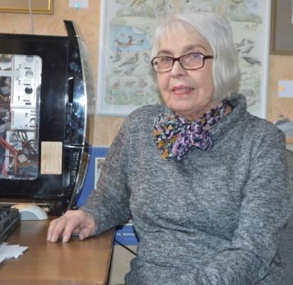 Grafikė Gražina Oškinytė-Eimanavičienė ne vieną darbą skyrė Palangai ir jos nuopelnai neliko nepastebėti.