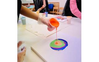 """Palangos pradinėje mokykloje vykdytas prevencinis projektas """"Jausmų spalvos"""" (FOTO GALERIJA)"""