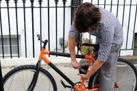 Miesto valdininkai Europos judriąją savaitę  ropštėsi ant dviračių