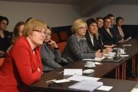Miesto vadovai diskutavo su viešbučių ir restoranų atstovais