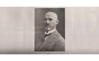 """Specialiai """"Palangos tiltui"""": """"Konstantinas Arris – žymiausias iš Palangos kilęs  keliautojas ir vienas geriausių visų laikų Palangos verslininkų"""""""