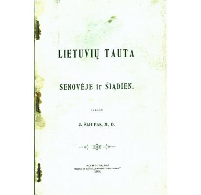 Šiek tiek apie knygnešystę ir grafo Petriuką