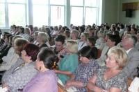 Konferencija sukvietė daugumą Palangos mokytojų