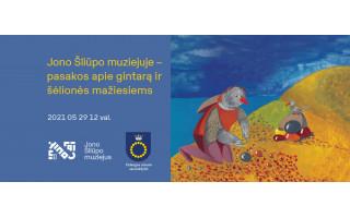 Jono Šliūpo muziejuje – pasakos apie gintarą ir šėlionės mažiesiems