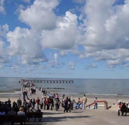 Rusijos ir Baltarusijos turizmo verslo atstovai viešėjo Palangoje