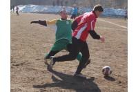 Palangoje ketinama vėl atgaivinti futbolą