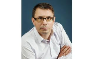 """Arvydas Ziabkus tapo Kretingos laikraščio """"Švyturys"""" redaktoriumi"""