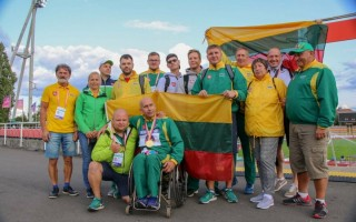 Lietuvos lengvosios atletikos čempionatas vyks rugpjūčio 7-8 d. Palangoje
