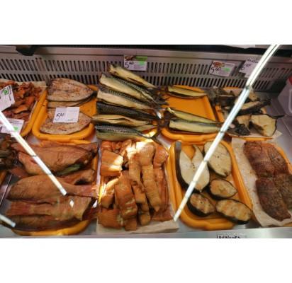 Žuvies produktams populiarinti – svari parama