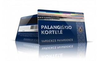 Palangiškio kortelė – reikalinga: jau pateikta apie 1000 prašymų