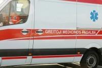 Kilus grėsmingoms sveikatos problemoms – greitoji medicinos pagalba