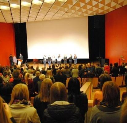 Kaune vykusioje baigiamojoje konferencijoje palangiškiai buvo vieni dažniausiai minimų.