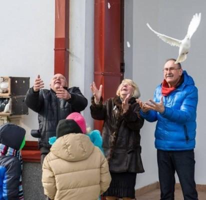 Šventojoje paminėtas Lietuvos nepriklausomybės atkūrimo jubiliejus