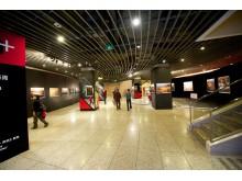 """Pekino parodų centre eksponuojama Mariaus Jovaišos fotografijos paroda """"Neregėta Lietuva""""."""