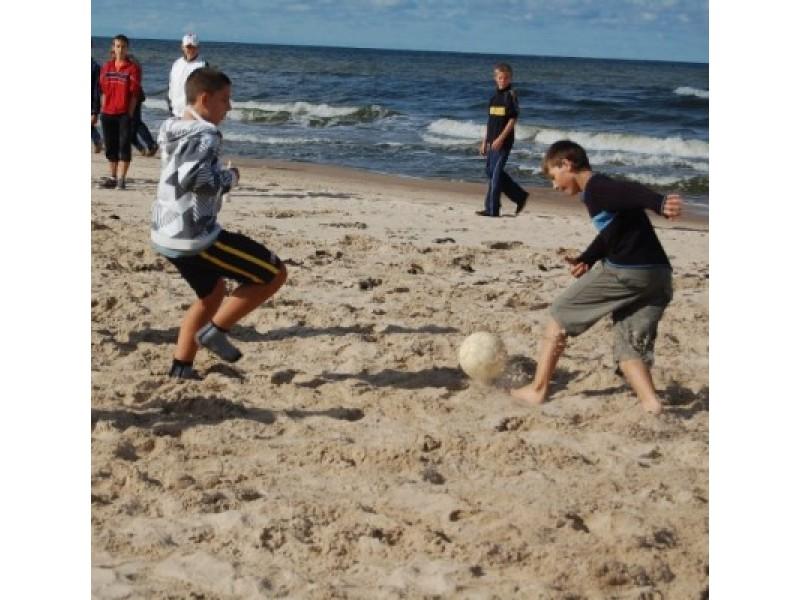 Vaikų fizinį aktyvumą turi skatinti ir tėvai
