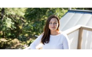 """Laikinoji Palangos kurorto muziejaus direktorė Virginija Paluckienė: """"Nežinau, ar dalyvausiu konkurse"""""""